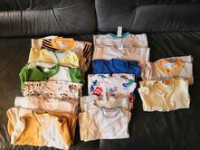 Balík oblečení kluk 0-6 měsíců,