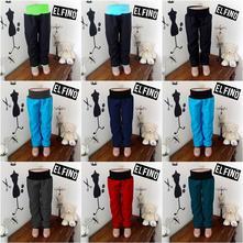 Softshellové kalhoty bez kapes, s fleece, 86 a 92, 86 / 92