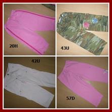 3x tepláky kalhoty maskáče vel 2/3 roky , marks & spencer,98