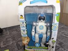 Robot zigybot,