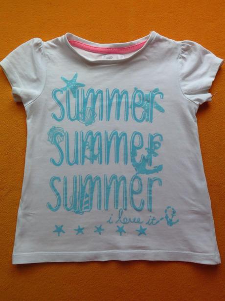 Letní tričko, pepco,92