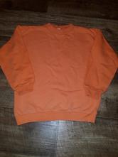 Mikina oranžová, 110