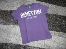 Tričko, benetton,74