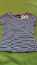 Elegantní tričko s květinami, terranova,92