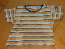 Tričko s proužky, name it,80