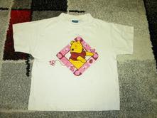Tričko s medvídkem pú zn.disney vel.92, disney,92