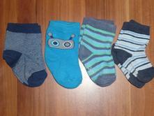 Ponožky kluk 19-21, 19