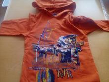 Triko, tričko dlouhý rukáv, super barva, 5 let, rocha.little.rocha,116