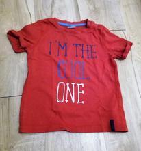 Cihlově červené tričko, f&f,92
