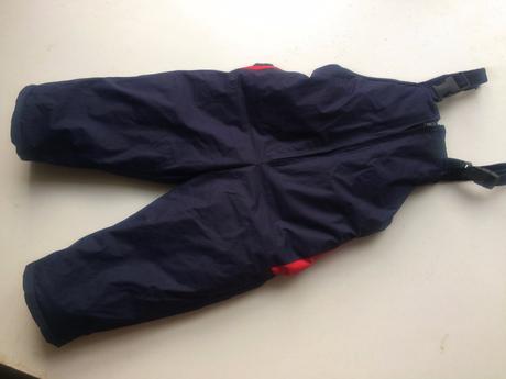 Zateplené kalhoty č.567, 74