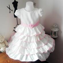 Dětské šaty ,sat-0053, 98 / 104 / 110 / 116