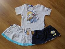 Tričko a sukýnky , original marines,80