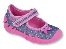 Dívčí balerínky befado, certifikovaná obuv, befado,22