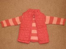 Svetřík s vestou, children's place,86