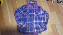 Kostkovaná košile, next,110