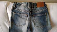 Klasické džíny, h&m,110