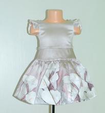Slavnostní sváteční společenské šaty, monnalisa,104
