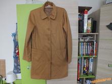 Flísový kabát s hladkou podšívkou, vel. 44-46, 44