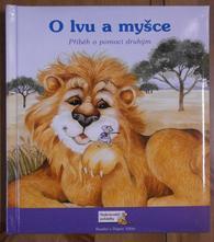 Kniha - o lvu a myšce,
