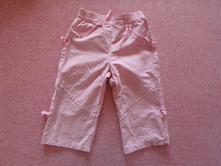 Kalhoty na léto topolino, vel. 86, topolino,86