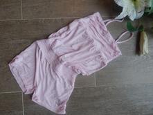Růžový overalek  zn. guess, guess,104