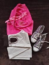 Tepláky lipsy sportovní kalhoty fraise, 158