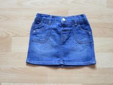 Riflová sukně, marks & spencer,98
