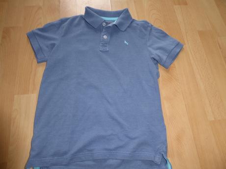Tričko s límečkem, h&m,134