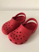 Červené crocs classic, crocs,25