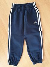 Tmavě modré tepláky adidas, 116, adidas,116