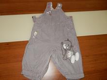 Vyteplené kalhoty, next,68