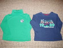 Rolák + tričko s dlouhým rukávem, vel. 86/92., lupilu,86