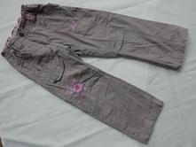 Kalhoty pro holku - vel. 104 (1454), berti,104