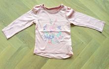 Mothercare tričko se zajícem, mothercare,86