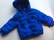 Zimní chlapecká bunda č.074, f&f,86