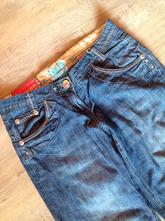 Rifle, denim,s