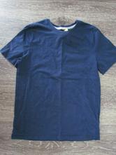 Modré tričko h&m v 146/152, h&m,152