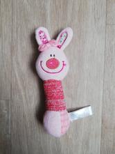 Hračka králíček,