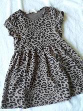 Leopardí šaty, matalan,122