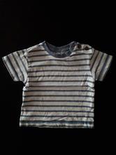 Námořnické tričko, h&m,68