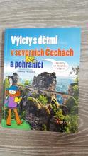 Kniha výlety s dětmi v severních čechách,