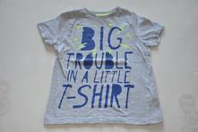 Kx_bavlněné tričko, f&f,110