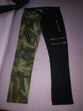 Punkové kalhoty, m