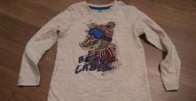 Chlapecké tričko, lupilu,98