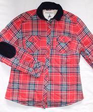 Al155. košilová bunda/mikina, 164