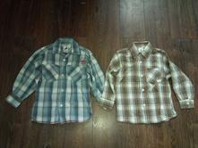 2x košile c&a vel. 104, c&a,104