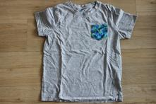 Tričko kapsa, lupilu,110