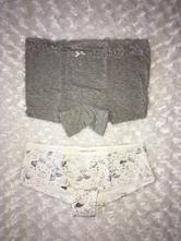 2x kalhotky/boxerky h&m, h&m,xs