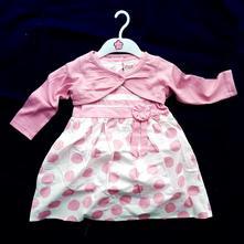 Dívčí sváteční šaty, sat-0081-03, 86 / 92
