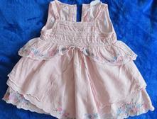 Letní šaty next vel. 6-9 měsíců, next,68